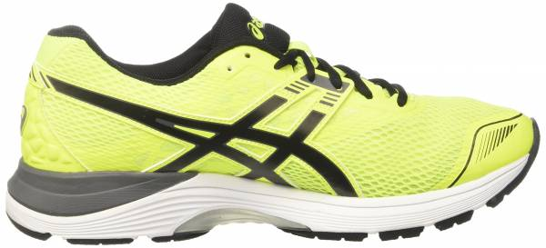 Asics Gel Pulse 9 - Safety Yellow Black Carbon 0790