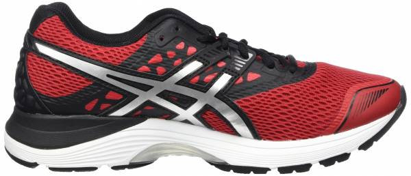 Asics Gel Pulse 9 - Red Classic Red Silver Black 2393