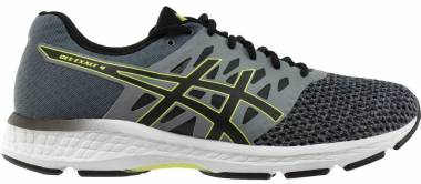 Asics Gel Exalt 4 - Stone Grey/Black/Lime