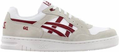 Asics Gel Circuit - White / Burgundy