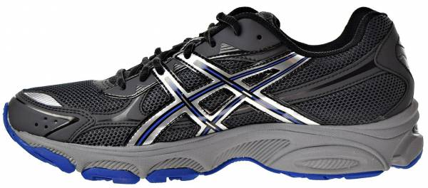 Asics Gel Vanisher Dark Grey/Silver/Imperial