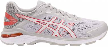 Asics GT 2000 7 Mid Grey/White Men