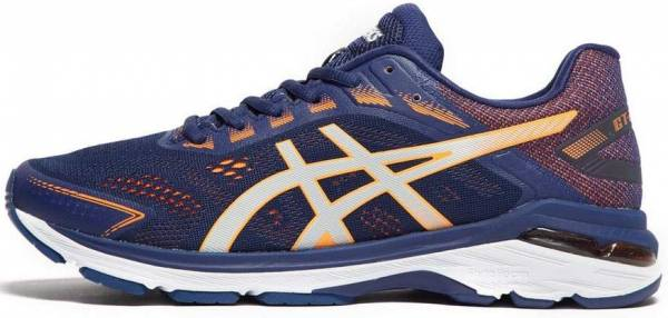 Asics GT 2000 7 - Indigo Blue/Shocking Orange