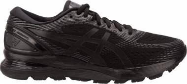 Asics Gel Nimbus 21 - Black (1011A169004)