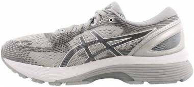 Asics Gel Nimbus 21 Mid Grey/Silver Men