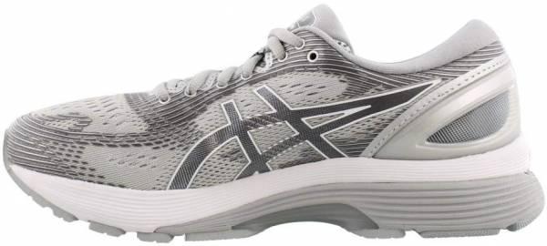 Asics Gel Nimbus 21 - Mid Grey/Silver