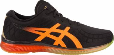 Asics Gel Quantum Infinity - Black / Shocking Orange (1021A056002)