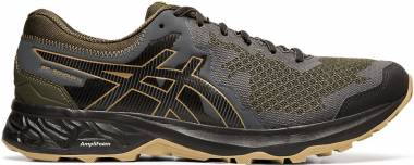 Asics Gel Sonoma 4 - Olive Canvas/Black (1011A177300)