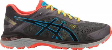 Asics GT 2000 7 Trail - Dark Grey Black
