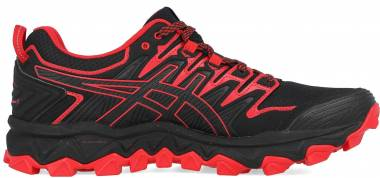Asics Gel FujiTrabuco 7 - Black/Classic Red (1011A197001)
