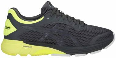 Asics GT 4000 Dark Grey/Safety Yellow Men