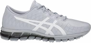 Asics Gel Quantum 180 4 - Mid Grey/White