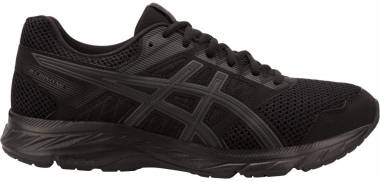 Asics Gel Contend 5 - BLACK/DARK GREY (1011A256002)