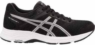 Asics Gel Contend 5 - Black/White (1011A256001)