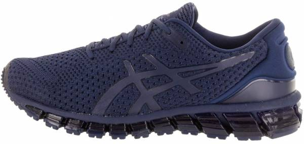 reputable site e9603 9e9d7 Asics Gel Quantum 360 Knit 2 Bleu
