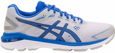 Asics GT 2000 7 Lite-Show - Mid Grey/Illusion Blue (1011A203020)