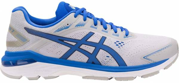Asics GT 2000 7 Lite-Show - Mid Grey/Illusion Blue