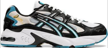 Asics Gel Kayano 5 OG - Black White (1021A163002)