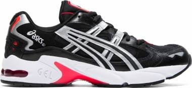 Asics Gel Kayano 5 OG - BLACK/SILVER