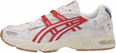 Asics Gel Kayano 5 OG - Cream Classic Red