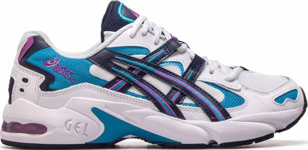 Asics Gel Kayano 5 OG - White/Midnight (1191A176100)