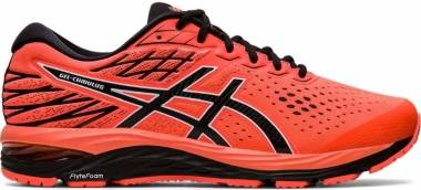 Asics Gel Cumulus 21 - FLASH CORAL/BLACK (1011A551700)