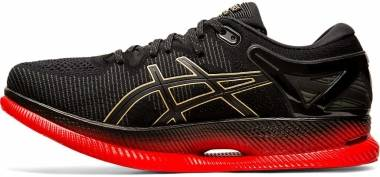 Asics MetaRide - Black/Classic Red
