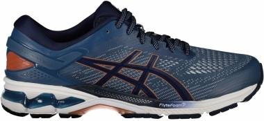 Asics Gel Kayano 26 - Blue (1011A541401)