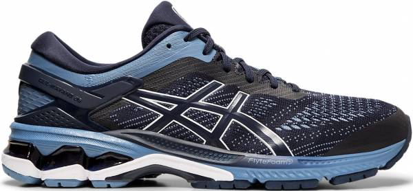 Asics Gel Kayano 26 MIDNIGHT/GREY FLOSS