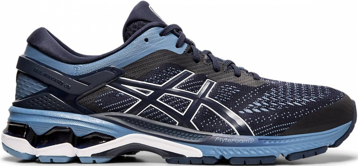 Save 28% on Wide Asics Running Shoes