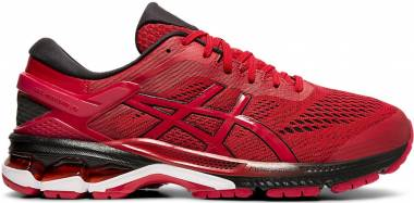 Asics Gel Kayano 26 - Speed Red/Black (1011A541600)