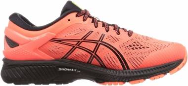 Asics Gel Kayano 26 - FLASH CORAL/BLACK (1011A541700)