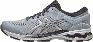 Asics Gel Kayano 26 - Piedmont Grey Pure Silver (1011A541022)
