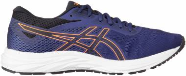 Asics Gel Excite 6 - indigo blue/shocking orange