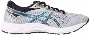 Asics Gel Excite 6 - Mid Grey/Electric Blue