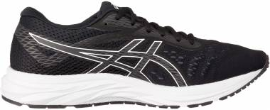 Asics Gel Excite 6 Black/White Men