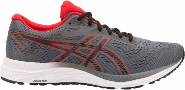 Asics Gel Excite 6 - Steel Grey Classic Red