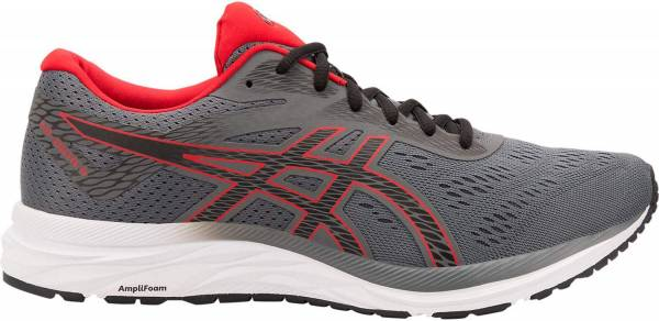 Asics Gel Excite 6 Steel Grey/Classic Red