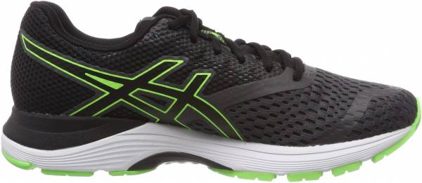 Asics Gel Pulse 10 Dark Grey / Green Gecko