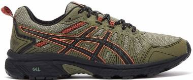 Asics Gel Venture 7 - Lichen Green Black (1021A399300)