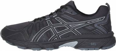 Asics Gel Venture 7 - Black/Sheet Rock (1011A560001)