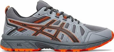 Asics Gel Venture 7 - Carrier Grey/Habanero (1011A561023)