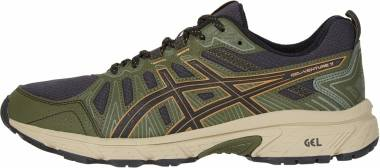 Asics Gel Venture 7 - Black/Tan Presidio