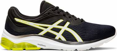 Asics Gel Pulse 11 - Black-Neon Lime (1011A550002)