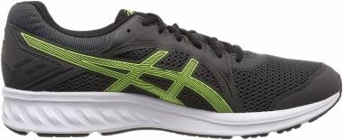 Asics Jolt 2 - Dark Grey Hazard Green