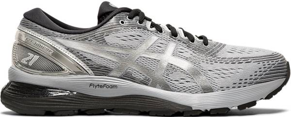 Asics Gel Nimbus 21 Platinum - SHEET ROCK/SILVER