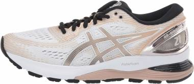 Asics Gel Nimbus 21 Platinum - Rose Gold (1012A608100)