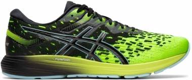 Asics DynaFlyte 4 - BLACK/SAFETY YELLOW (1011A549003)