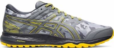 Asics Gel Scram 5 - Sheet Rock/Vibrant Yellow (1011A559022)
