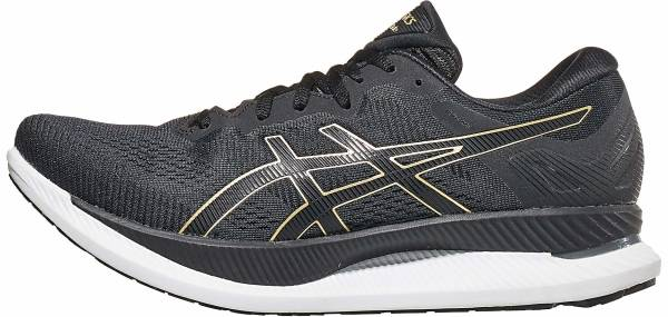 Asics GlideRide - Black/Pure Gold (1011A817001)